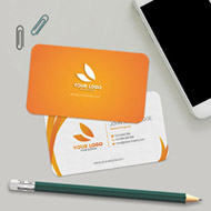 Дизайн пластиковых визиток